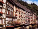 Monschau-Almanya-Germany